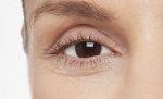 oko kobiety, twarz